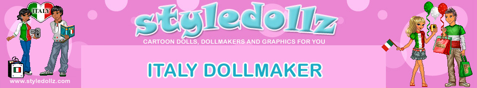 Italy Dollmaker