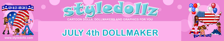 July 4th Dollmaker